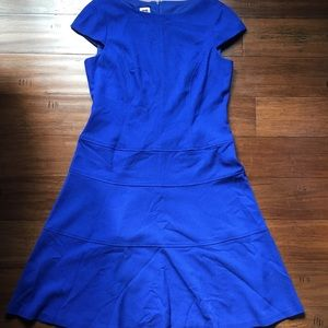 Royal Blue Anne Klein Business Dress